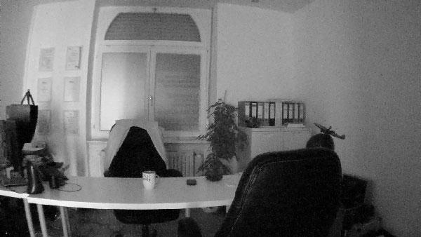 Lightfinder Test Bild off DESK SICHERHEIT Videoüberwachung